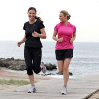 Making a commitment to an exercise partner helps to stay with an exercise program