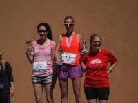 Dalton 10k in Israel - 2nd woman overall!