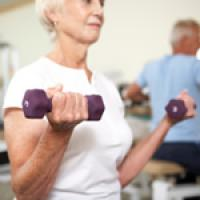 Weight training reduces the risk of diabetes for women, and combining it with cardiovascular exercise provides even more protection