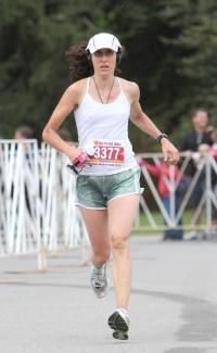 Oakville Half Marathon, 2010
