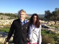 Hiking in Israel in December