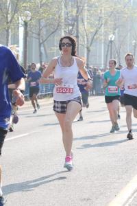 Sporting Life 10k, May 2015